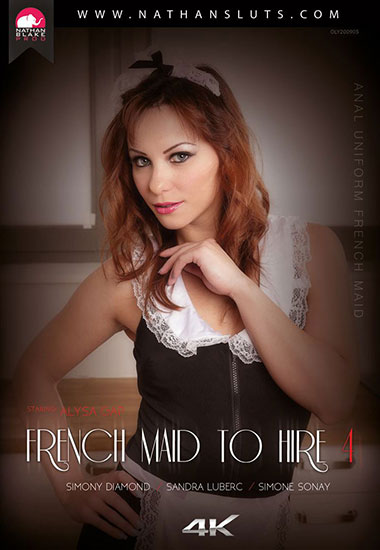 French Maid To Hire 4